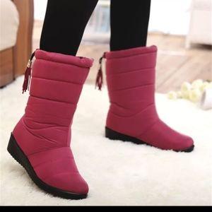 Womens Winter Fur Boots